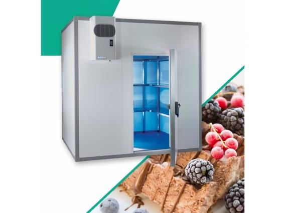 Chambre froide congelateur 3.8 m3