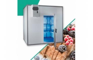 Chambre froide congelateur 6.4 m3
