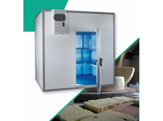 Chambre froide alimentaire 3.8 m3