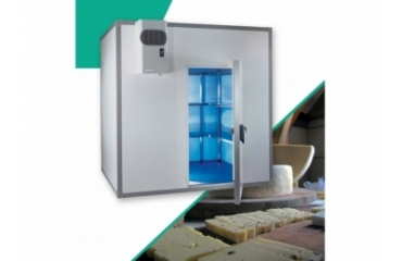Chambre froide alimentaire 6.4 m3