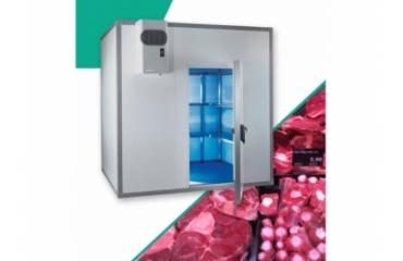 Chambre froide boucherie 6.4 m3