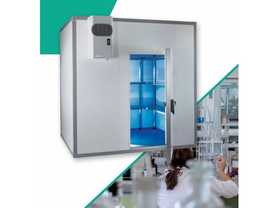 Armoire réfrigérée pharmacie 9.6 m3