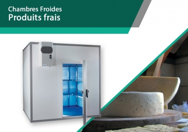 Chambre froide alimentaire