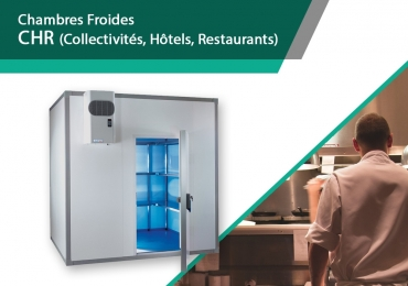 Chambre froide restaurant