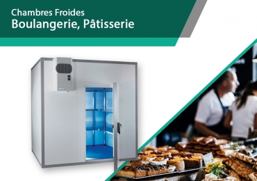 Chambre froide boulangerie