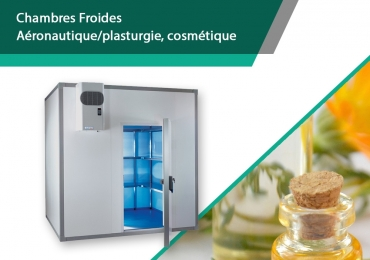 Chambre froide industrielle